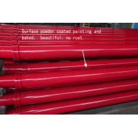 Wholesale Steel Concrete Pump Steel Pipe For Concrete Delivery / Convey Straight Pipe 3m 4m from china suppliers