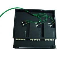 Wholesale Sliding Tray Design MPO/MTP Fiber Optic MPO Cassette-1U for Data Center and SAN System from china suppliers