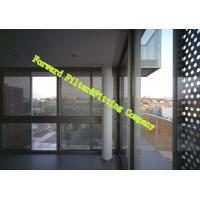 Wholesale Stainless Steel 304 / 316 Perforated Perforated Metal Plate For Buildings from china suppliers