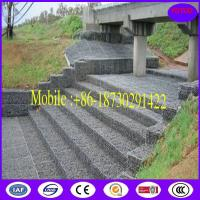 Wholesale Good Quality Galvanized Gabion Basket from china suppliers