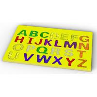 Wholesale Capital letters silicone jigsaw puzzle from china suppliers