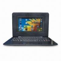 Wholesale 7-inch Netbook with TFT 260K Color LCD Screen, Built-in Stereo Speakers and Microphone from china suppliers