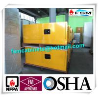 Wholesale Steel Flammable Safety Cabinets With Double Doors For Hazardous Material Storage from china suppliers