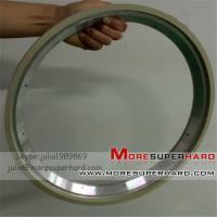 Wholesale Peripheral Diamond Grinding wheels for Indexable inserts-julia@moresuperhard.com from china suppliers