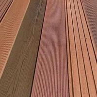 Wholesale Wood Plastic Composite Decking, Made of 30% HDPE, Measures 146x26mm, Barefoot-friendly from china suppliers
