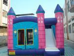 Wholesale inflatable bouncer/inflatable castles/inflatable combo/nylon bouncer from china suppliers