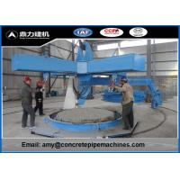 Wholesale 10-15Min / Pc Concrete Pipe Making Machine For Drain Channel Line Production from china suppliers