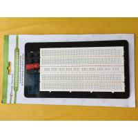 Wholesale 1380 Tie Point White Solderless Breadboard withwith metal plate for Testing without colour printed from china suppliers
