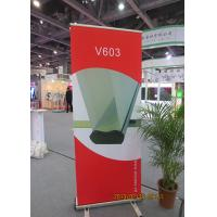 Wholesale Scrolling Retractable Trade Show Banners For Exhibition 80*200cm from china suppliers