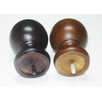 Wholesale Eco - Friendly Sphere Wood Replacement Furniture Legs For Table 90 X 140 mm from china suppliers
