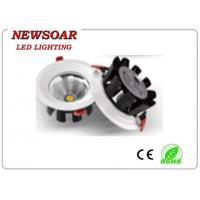 Quality fresh led downlights with round shape and square one for selection for sale
