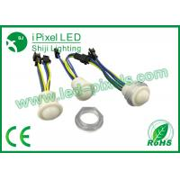 Wholesale CE SK6812 color changing led string lights used in Hotel / KTV from china suppliers