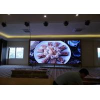 Wholesale HD LED Display sign P2 indoor led large screen display video wall Multi-Media LED display from china suppliers