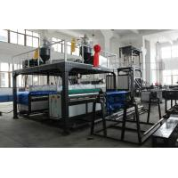 Wholesale 6.8T Air Bubble Packaging Machine , Air Bubble Sheet Machine Easy Operation from china suppliers
