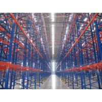 Quality 3000kg Durable Conventional Selective Pallet Racking Heavy Duty Metal Shelving for sale