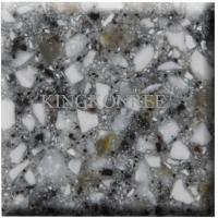 Wholesale big grain acrylic solid surface sheet from china suppliers