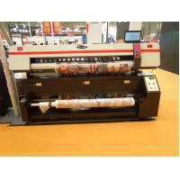 Wholesale 1.8m Sublimation Textile Printer Directly Printing on Fabric with Epson DX7 heads/5113 heads from china suppliers
