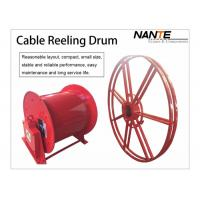 Wholesale Cable Reeling Drum With Red Surface And 380v/440v Voltage Multi-specification from china suppliers