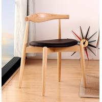 Wholesale Living Room Modern Furniture Chairs Low Back Wooden Dining Chairs With Padded Seats from china suppliers