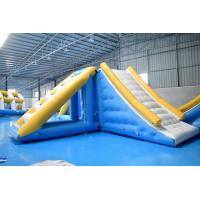 Quality Giant Inflatable Water Toys Game / Inflatable Outdoor Water Theme Park Manufacturer for sale