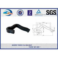 Wholesale Black Oiled 90LB Rail Anchors DIN Steel For Railroad Fastenings from china suppliers