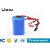 Wholesale Long Life 6.6V 2500mAh Rechargeable Lithium Ion Battery For RC Products from china suppliers