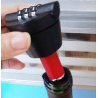 Wholesale 3 Dial Combination Wine Liquid Bottle Lock from china suppliers