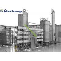 Wholesale Durable Reverse Osmosis Water Treatment System Plant For Water Filling Line from china suppliers
