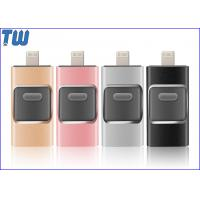 Wholesale All in 1 USB Thumb Drive OTG Function for iPhone and Android Phone from china suppliers