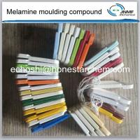 China thermosetting molding compound melamine formaldehyde resins in wide range of colors on sale