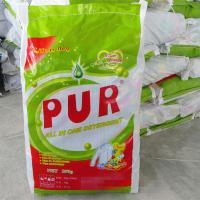 Wholesale Eco-friendly OEM laundry detergent powder with rich foam from china suppliers