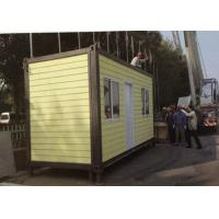 Wholesale Prefabricated  Modular 20ft Container Homes /  Mining Accommodation With PVC floor from china suppliers