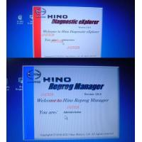 Wholesale Hino Diagnostic Explorer + Hino Reprog Manager V3.0 for Hino Diagnostic Tool from china suppliers