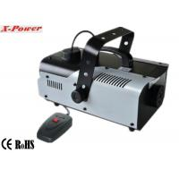 Wholesale X-06  Commercial Ground Fog Machine 900 Watt Disco Fogger Black Or Sliver housing from china suppliers