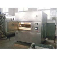 Wholesale 30kw Stainless Steel Microwave Vacuum Drying Equipment 5 - 25kg/Hour from china suppliers