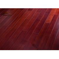 Wholesale UV Paint Treated Solid Wood Flooring Indoor Matte Finish Wood Floors from china suppliers