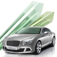Wholesale High quality 2ply SRC plastic solar metal window film in 1.52*30m from china suppliers