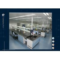Wholesale Laboratory Island Table For College / Physics Laboratory Furniture from china suppliers