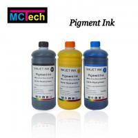 Buy cheap Waterproof water based pigment ink for epson dx5 7890 9890 r230 sc t5200 l110 in printing inks from wholesalers