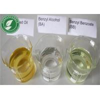 Wholesale Injectable Primary Solvent Colourless Liquid Benzyl Alcohol (BA) CAS 100-51-6 from china suppliers