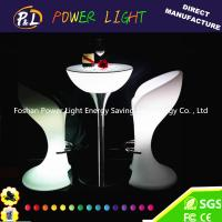 Wholesale 16 Color Changeable LED Palstic Bar Counter with Remote from china suppliers