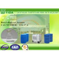 Wholesale Mild odor Butyl Diglycol Acetate with ISO9001 certficate 124-17-4 from china suppliers
