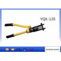 Wholesale YQK-120 Hydraulic crimping tools, manual hydraulic press tool for 120mm2 from china suppliers