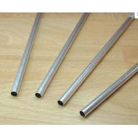Wholesale Drawn Thin Wall Aluminium Tube / Round Pipe With Fine Grain from china suppliers