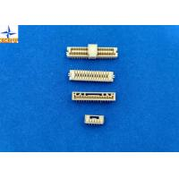 Wholesale 180 degree vertical SMT Wafer Connector with 1.25mm pitch brass pin PCB Connector from china suppliers