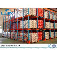 Wholesale AS4084 Drive In Pallet Rack Customized Size Disassemble Adjustable Steel from china suppliers