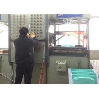 Wholesale HIPS Plate Thermoplastic Vacuum Forming Machine Double Heating Temperature from china suppliers