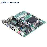 Wholesale DC Power LGA 1155 Motherboard 1155 Mini ITX Mainboard DC19V I3 I5 I7 from china suppliers
