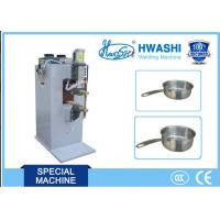 Wholesale HWASHI Capacitor Discharge Welding Machine for Stainless Steel Pot Handle from china suppliers