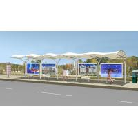 Wholesale Outside Metal Bus Stop Shelter Large Canopy Tent For Bus Station from china suppliers